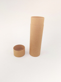 Whosale cheap round candle packaging boxes/Brown kraft paper tube/Cylindrical box made in EECA China