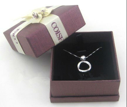 Square gift box jewellery Gift Boxes for Rings or Necklace