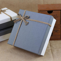 2016 Selling Like Hot Cake Paper Box/Square gift box